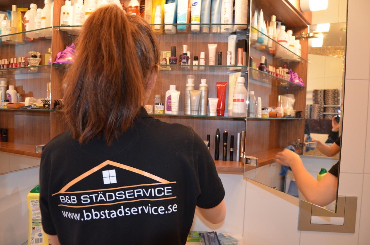 Billig och professionellt genomförd Flyttstädning i Stockholm erbjuds av B&B Städservice.
